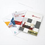 Акриловый держатель брошюры с много малых шлицев, подгонянный логос и размер тепло приветствованы