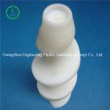 Tornillo blanco de la poliamida de Nylatron del tornillo de Guangzhou