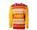 2017の新しい方法デザインスポーツの暖かい人の冬のセーター