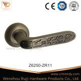 Ручка рукоятки замка ручки двери Zamak на розетке (Z6250-ZR11)