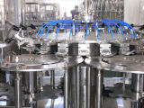 Xgf Traid en una cadena de producción de relleno del agua