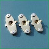 Feuilles mobiles en bronze de contact de phosphore fait sur commande
