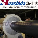 Ligne extrudeuse en plastique de pipe (960-1680mm) d'extrusion de pipe de jupe de PE
