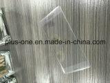 Volldeckung-ausgeglichenes Glas-Bildschirm-Schoner des neuen Produkt-3D für halbes Transparent Sony-Xperia X