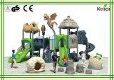 Parque temático al aire libre plástico del patio de LLDPE