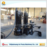Acid Resistant 380V Portable High Volume Low Pressure Submersible Sand Dredging Pump