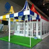 Matériau chaud de PVC de ventes pour la construction de bâtiments