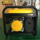 Fábrica Price China Petrol Gasoline Portable Generator Genset 1kw para Home Use