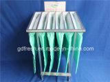 Карманный воздушный фильтр для проектов чистой комнаты очищения воздуха