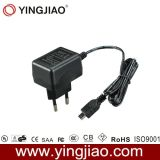 1-5W EU Plug in Power Adaptor mit CER