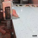 Brames artificielles blanches de quartz de Kingkonree