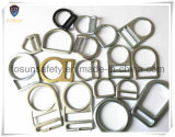Chute Protection Forged Steel Single Slot D-Rings USD pour Harness/Lanyard