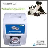 Analyseur Ysd100-Vet de chimie d'appareil médical de matériel de laboratoire d'OIN de la CE