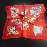 Silk francese Scarves per Lady