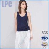 2016 Form-Kleidung für Baumwollreißverschluss-Frauen-Weste