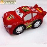 Carros pequenos do brinquedo das crianças plásticas agradáveis