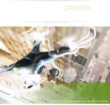 2015新しい2.4G RC Toy Model Waterproof Quadcopter Mariner
