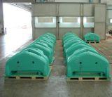 China-Zubehör-Graueisen-Gussteil, Gegengewicht für die Beförderung der Maschinerie