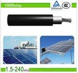 Câble mono de panneau de marque d'OEM solaire avec la certification d'UL