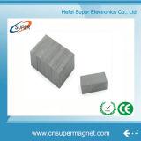 De industriële Magneet van het Blok van het Ferriet van het Strontium Y30