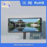 Pantalla video al aire libre del panel de exhibición de LED de la función P6 con la alta resolución