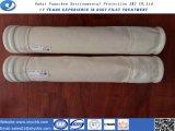 Custodia di filtro non tessuta del sacchetto filtro di PPS per l'accumulazione di polvere con il campione libero