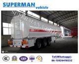半50000L 3車軸石油タンカーの燃料のトレーラーの熱い販売