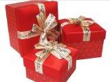 Ribbon를 가진 printing Cute Paper Box 또는 Gift Box