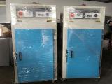 Secador do gabinete do forno do ar quente de material plástico