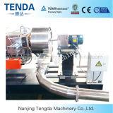 機械を作るTsh-75 Tengdaの対ねじプラスチック微粒