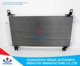 Condensateur en aluminium automatique de Toyota de véhicule pour Yaris 1.3