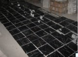 Marble nero Tile per Bathroom Tile