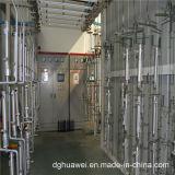 ファンカバー粉のコータシステム