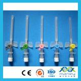 Wegwerpproduct IV Catheter IV Cannula (Mn-IVC0004) met Vleugel