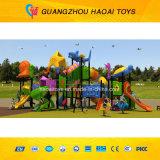 Campo de jogos ao ar livre dos miúdos populares do tema do oceano para a venda (A-15097)