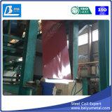 De hete Verkoop verfte Gegalvaniseerde Staalplaat in Rol van Shandong vooraf