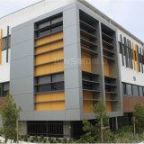 PVDF покрывая специальное алюминиевое украшение внешней стены смеси сота