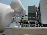 3-Axle Concrete Mixer Semi Trailer Truck 08-5