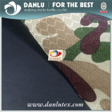 PVC Coated Camouflage Printed Ripstop Oxford Fabric mit Chevron Pattern