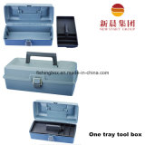 3つの皿の釣り道具ボックスを使用して屋外及び内部