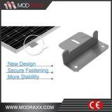 Новые алюминиевые солнечные фотовольтайческие кронштейны крыши олова (NM0018)
