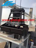 Hydraulisches Maschinenhälften-Kran-Fernsteuerungszupacken