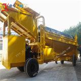 Lavadora del oro de la máquina de la minería aurífera de la eficacia alta (KDTJ-50)