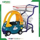 Carrello di acquisto del bambino dei bambini con il prezzo poco costoso