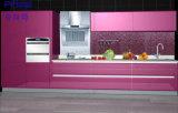 Cabina de cocina de acrílico de la puerta de cabina de cocina de los items modernos de la cocina