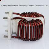 Induttore Wirewound di bobina d'arresto della bobina di modo comune toroidal di potere