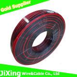 Isolatie Steath van pvc van de Kabel van de Producten van China de Rode en Zwarte Verdraaide