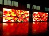 Visualización video de interior del alquiler P4 LED para los acontecimientos