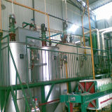12t/D Small Crude Oil Refinery Sunflower Oil Refining Machine