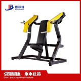 Equipo profesional de la aptitud usado para el ejercicio del pecho